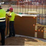 Protección de cimentaciones en conjunto de viviendas