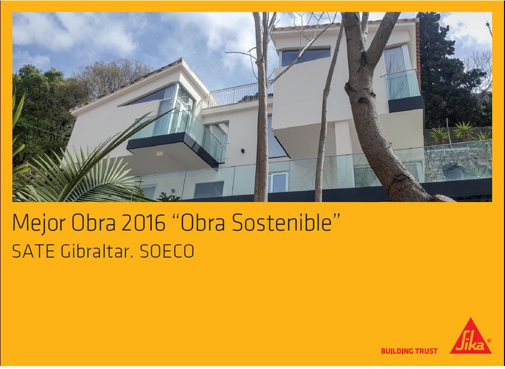 Concurso Sika 2016