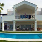 Sika Thermocoat en vivienda unifamiliar Marbella