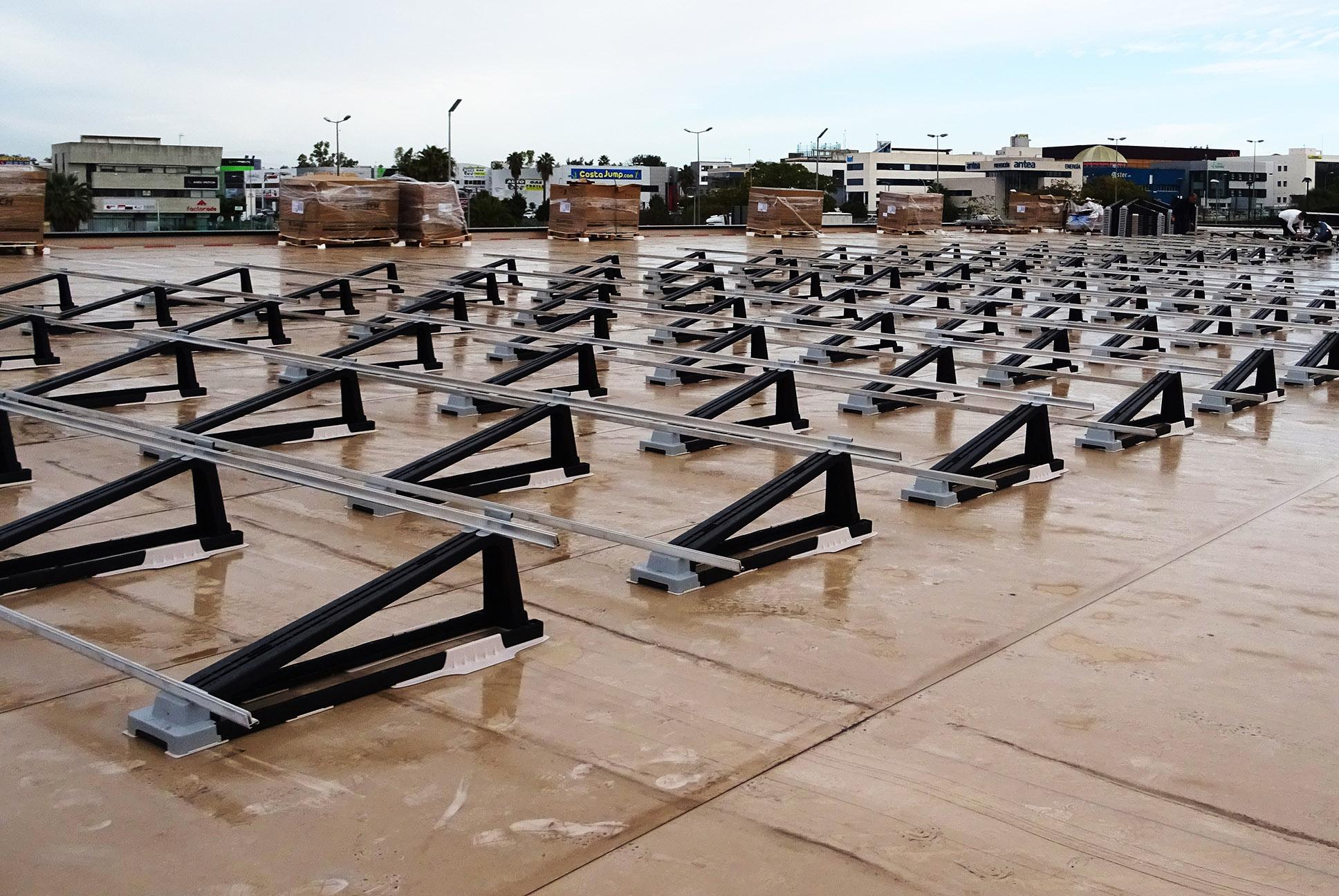 SOECO fotovoltaica Mijas