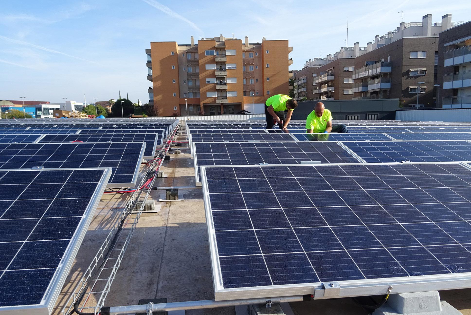 SOECO fotovoltaica Pino