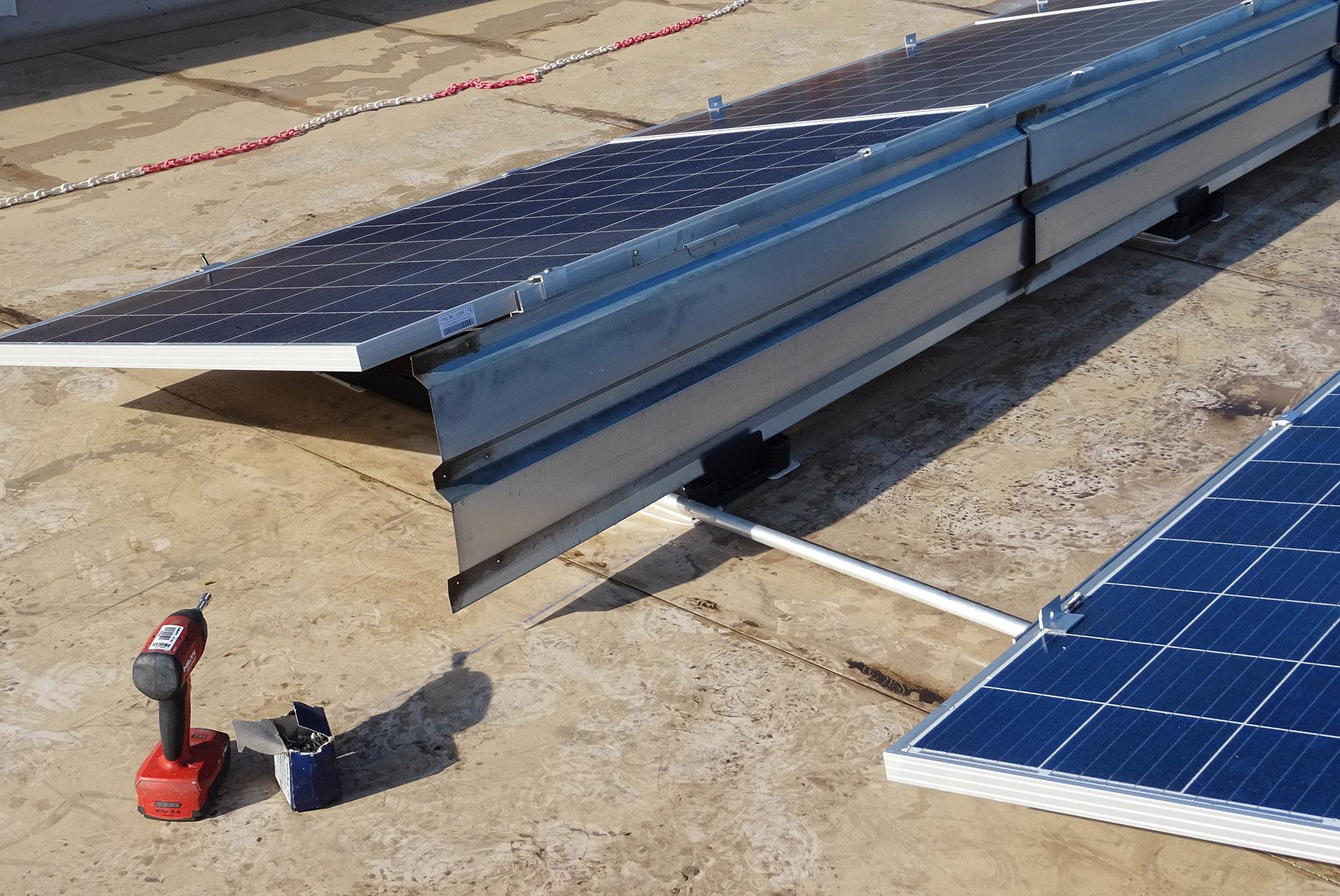 SOECO fotovoltaica Villaviciosa