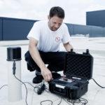 Sika Roof Control System para la detección de roturas