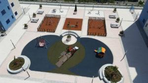 Soeco pavimentos parques infantiles