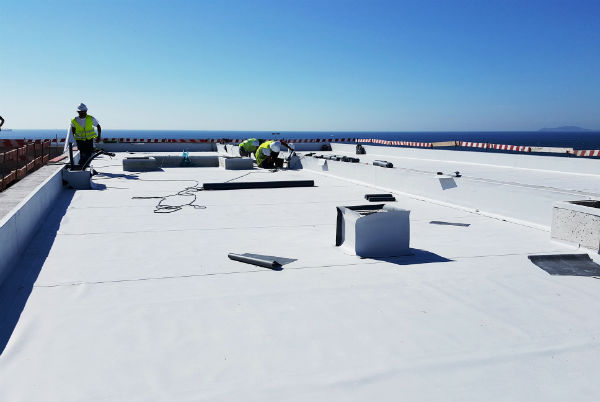 Sika Roof Control System