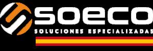Logo Soeco con bandera