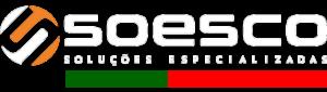 Logo Soesco con bandera